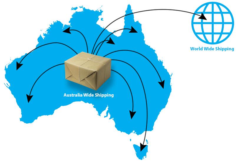Australia Map 002