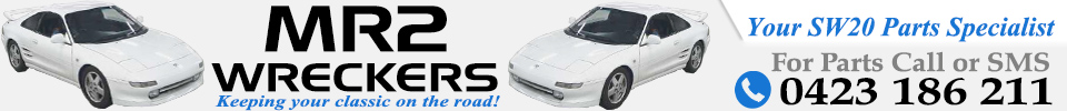 MR2 Wreckers